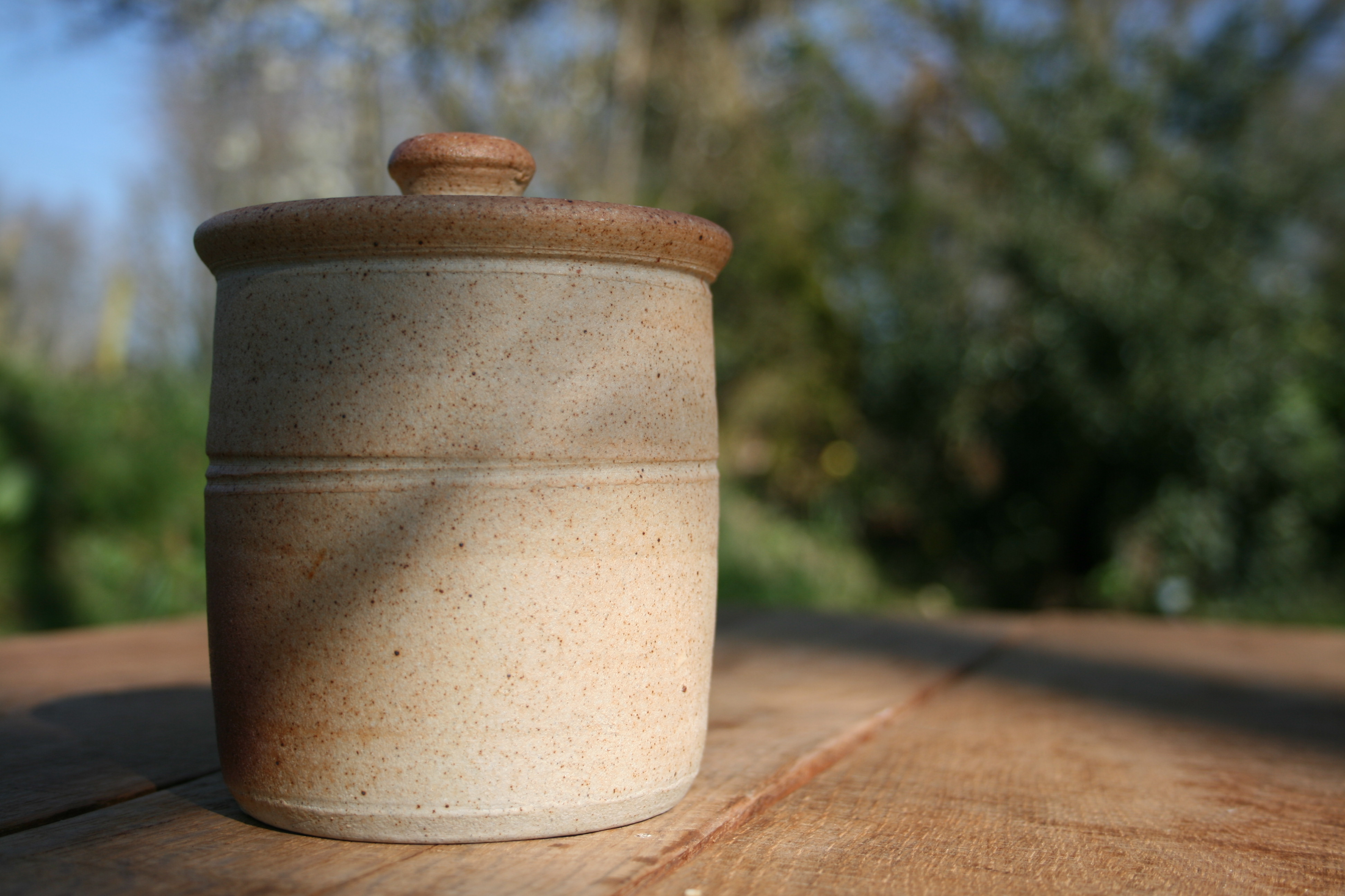 29th March Alabaster Jar