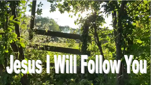 Jesus I will follow you Pictur